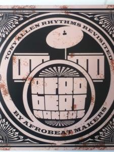 Tony Allen's experimental project Afrobeat Makers. Composer, Arranger