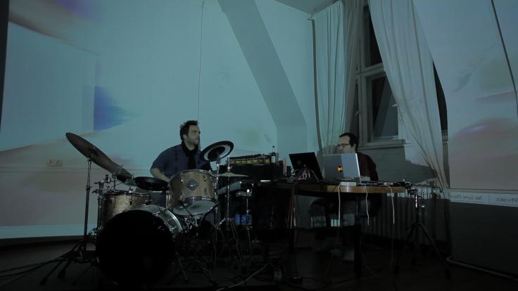 Arrytmia with Victor Morales - Berlin. 2010